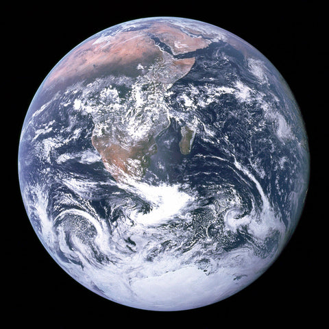 The Earth -  NASA - McGaw Graphics