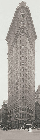 Flatiron Building -  NY Buildings - McGaw Graphics
