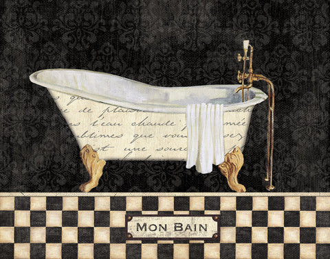 French Bathtub I -  NBL Studio - McGaw Graphics