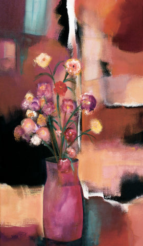 Nancy Ortenstone - Flowers at the Entry
