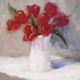 Red Tulips -  Bunny Oliver - McGaw Graphics
