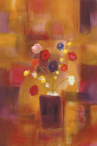 Nancy Ortenstone - Welcoming Flowers II