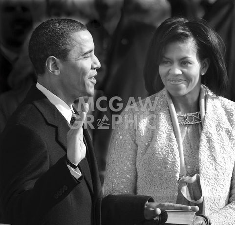 Celebrity Photography - I, Barack Hussein Obama...