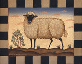 Sheep -  Diane Ulmer Pedersen - McGaw Graphics