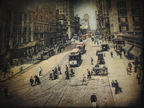 Old New York -  Dawne Polis - McGaw Graphics