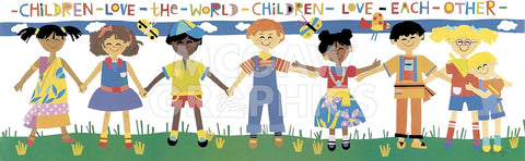 Cheryl Piperberg - Children Love the World