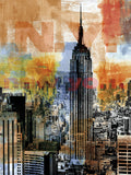 New York Edge -  Sven Pfrommer - McGaw Graphics