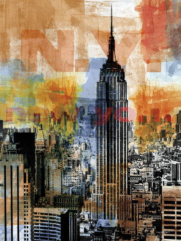 Sven Pfrommer - New York Edge