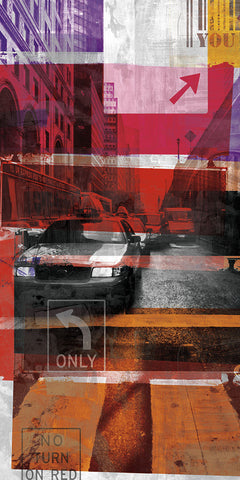 New York Streets VI -  Sven Pfrommer - McGaw Graphics