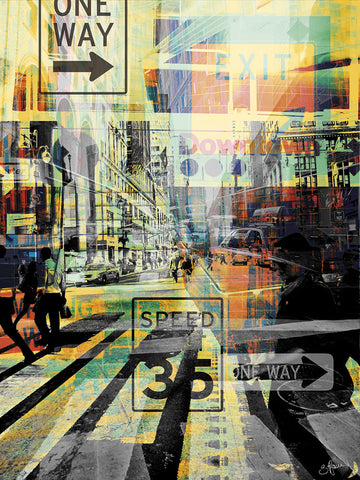 New York Style IV -  Sven Pfrommer - McGaw Graphics