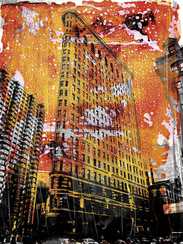 Sven Pfrommer - New York Color V