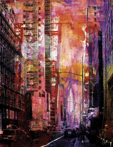 New York Color XXX -  Sven Pfrommer - McGaw Graphics