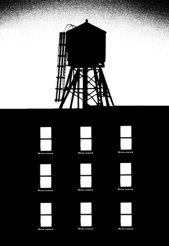 Jeff Pica - Chelsea Water Tower Image 2129
