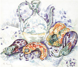 Paul Signac - Still Life, c. 1926