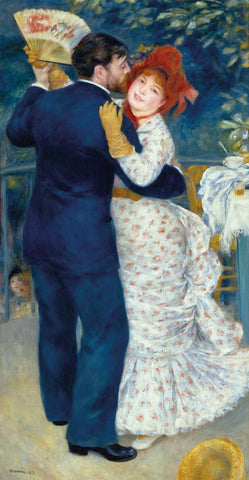 Dance in the Country -  Pierre-Auguste Renoir - McGaw Graphics