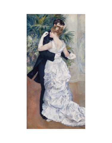 Dance in the City, 1883 -  Pierre-Auguste Renoir - McGaw Graphics