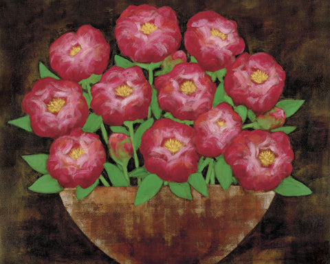 Rachel Rafferty - Playful Peonies