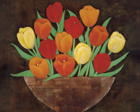 Rachel Rafferty - Tasteful Tulips
