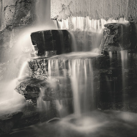 Waterfall, Study #1 -  Andrew Ren - McGaw Graphics