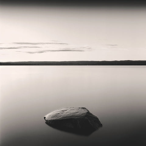 Andrew Ren - Solo Floating on Ottawa River, Study #3