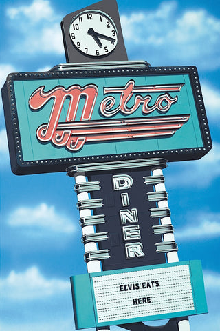 Anthony Ross - Metro Diner