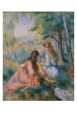 In the Meadow -  Pierre-Auguste Renoir - McGaw Graphics
