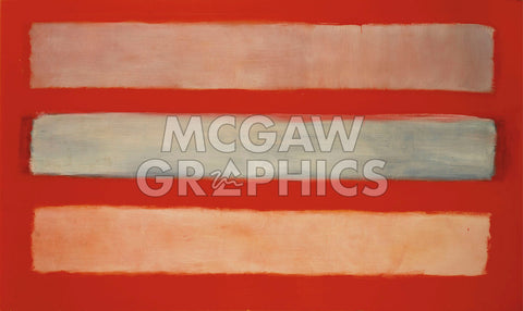 Untitled, 1958 -  Mark Rothko - McGaw Graphics