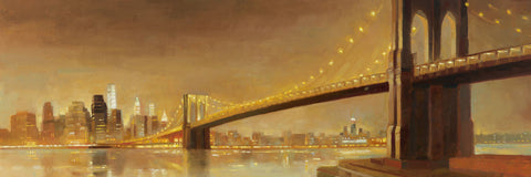 Brooklyn Bridge -  Paulo Romero - McGaw Graphics