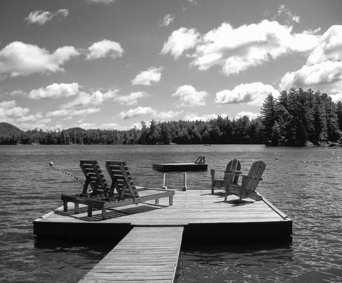 Adirondack Dock -  Erik Richards - McGaw Graphics