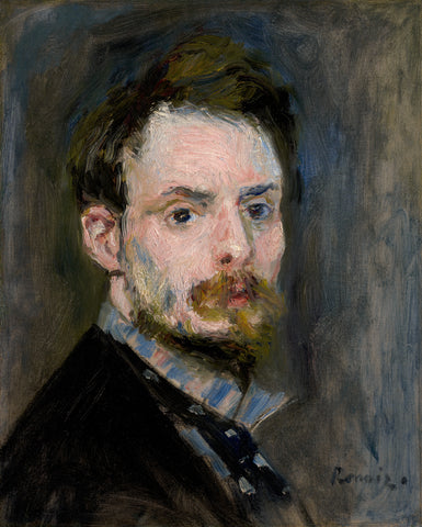 Self-Portrait, c. 1875