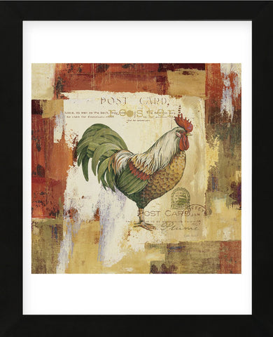 Lisa Audit - Colorful Rooster I