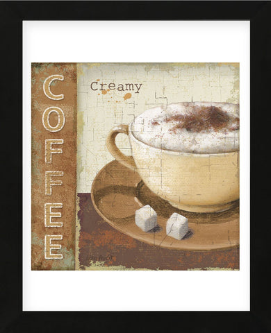 Coffee Lovers I (Framed) -  Lisa Audit - McGaw Graphics