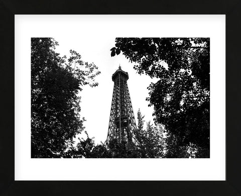 Eiffel I (Framed) -  Tom Artin - McGaw Graphics