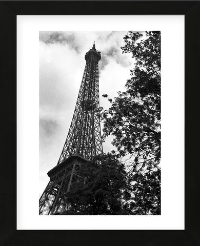 Eiffel II (Framed) -  Tom Artin - McGaw Graphics
