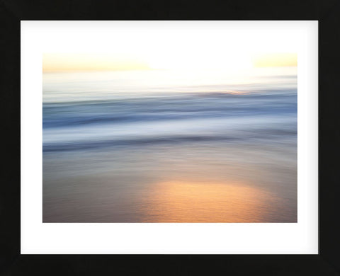 Ocean Moves II (Framed) -  Sidney Aver - McGaw Graphics