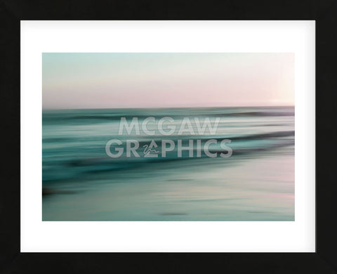 Ocean Moves III (Framed) -  Sidney Aver - McGaw Graphics