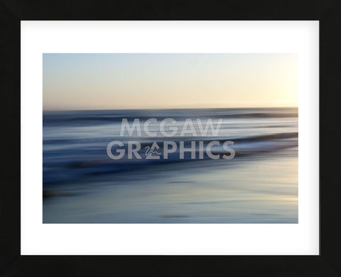 Ocean Moves IV (Framed) -  Sidney Aver - McGaw Graphics