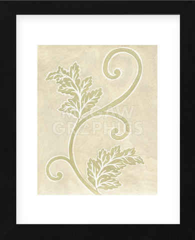 Oakleaf Decoration  (Framed) -  Sophie Adde - McGaw Graphics