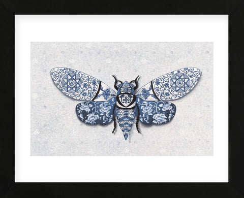 Fly Away  (Framed) -  Jennette Brice - McGaw Graphics