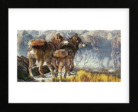 Return of the Wild  (Framed) -  Kalon Baughan - McGaw Graphics