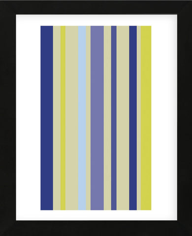 Violet Stripe (Framed) -  Dan Bleier - McGaw Graphics