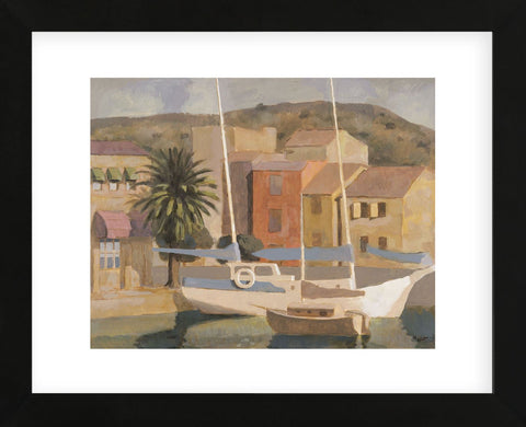Antibes (Framed) -  William Buffett - McGaw Graphics