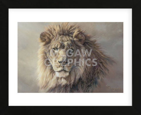 His Majesty  (Framed) -  Kalon Baughan - McGaw Graphics