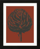Artichoke 9 (Framed) -  Botanical Series - McGaw Graphics