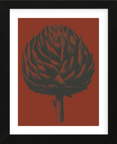 Botanical Series - Artichoke 9