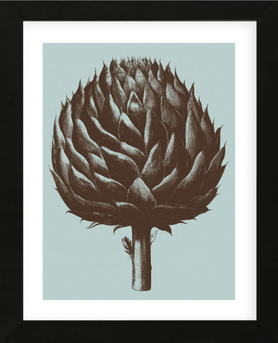 Artichoke 18 (Framed) -  Botanical Series - McGaw Graphics