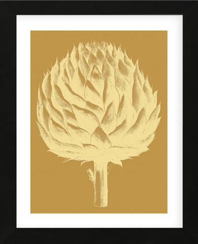 Artichoke 20 (Framed) -  Botanical Series - McGaw Graphics