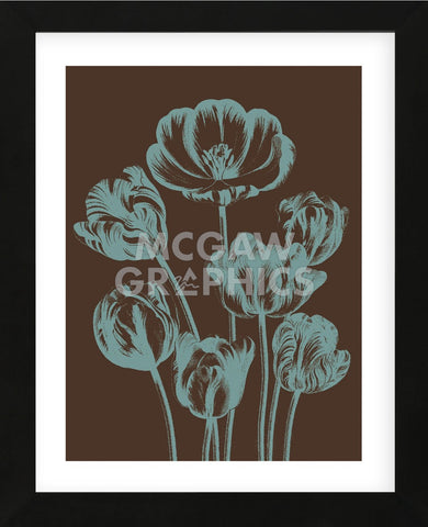 Tulip 6 (Framed) -  Botanical Series - McGaw Graphics
