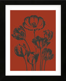 Tulip 9 (Framed) -  Botanical Series - McGaw Graphics