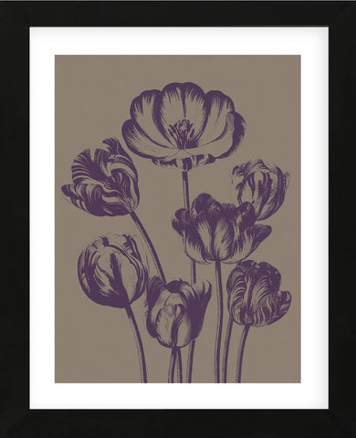Tulip 14 (Framed) -  Botanical Series - McGaw Graphics